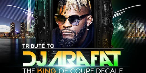 Tribute to DJ Arafat - King of Coupe Decale