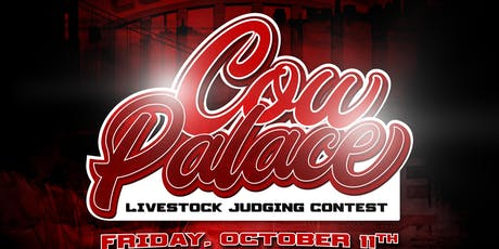 2019 Cow Palace Livestock Judging Contest tickets