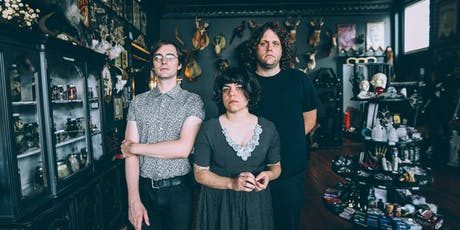 Screaming Females w/ Dusk at Cafe Berlin tickets