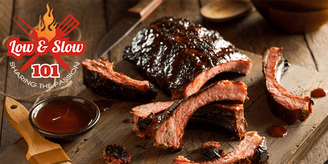 'Let's Learn Low & Slow' BBQ Masterclass tickets