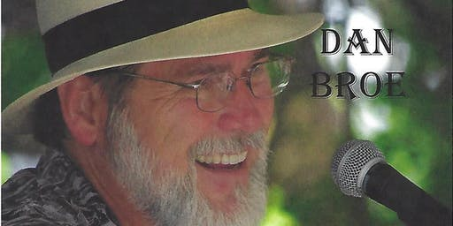 Dan Broe: Live music 6p 10/24 at La Divina