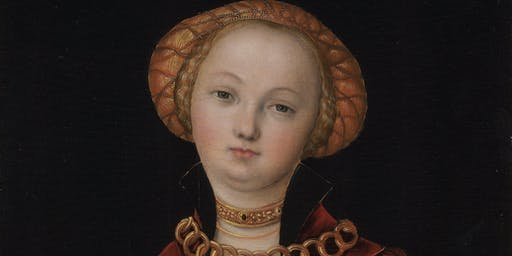 TALK | Lucas Cranach and the German Renaissance, by Dr Richard Williams  SOLD OUT
