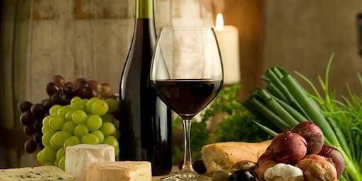 Wine, Chocolate & Cheese Elevated