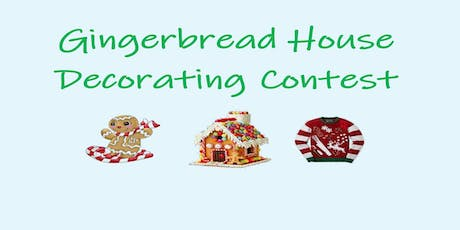 Gingerbread House Decorating Contest tickets