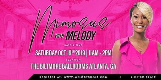 Mimosas with Melody: Atlanta
