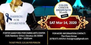 Fashion for Colon Cancer Awareness