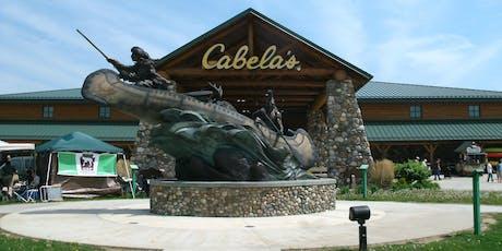 Cabela's Campers 5k & 1Mile tickets