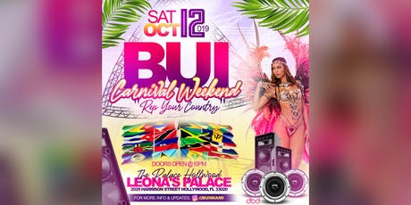 BUI MIAMI REP YOUR COUNTRY tickets