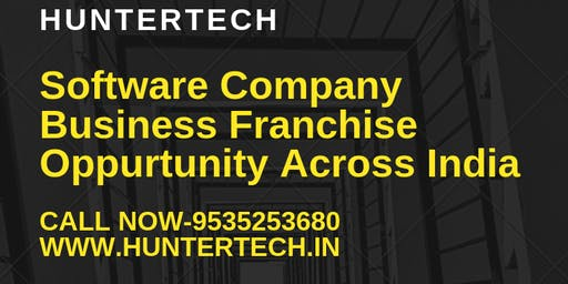 Software Company Business Franchise Opportunity Across India