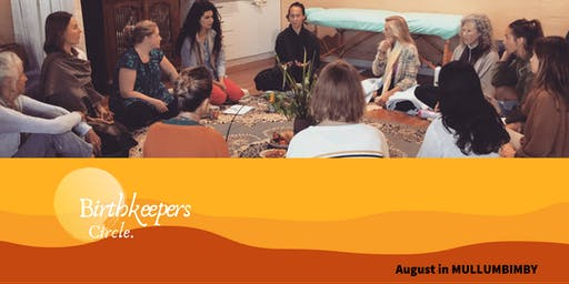 Birthkeepers Circle - August (Mullumbimby)