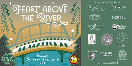 Feast Above the River tickets