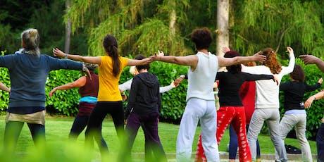 Qigong gratuit au parc Lafontaine - Journée Internationale de Qigong billets