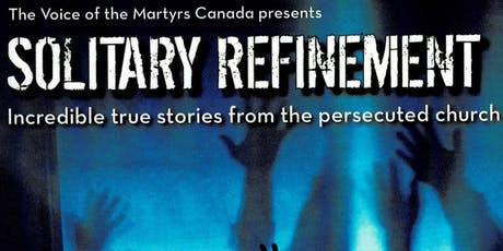 Solitary Refinement Play tickets