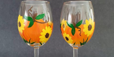 Sunflower & Pumpkin Wine Glass Brunch tickets