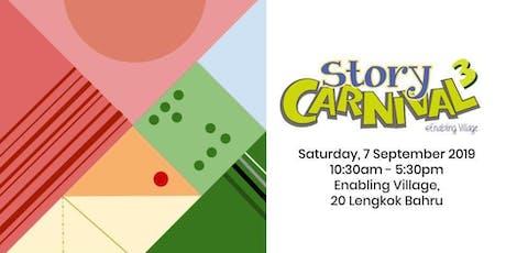Story Carnival @ Enabling Village tickets