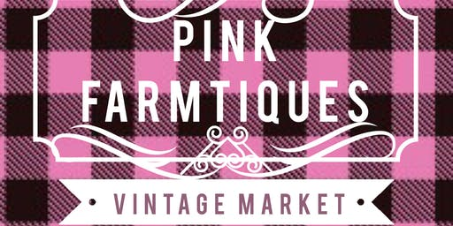 Pink Farmtiques Vintage & Homemade Market