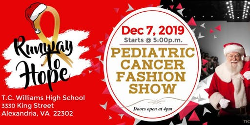 Runway To Hope 'A Christmas Story' Charity Fashion Show