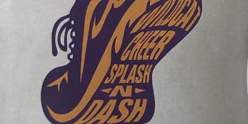 Wildcat Cheer Splash & Dash 5K/1mi
