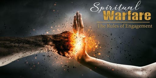 "Spiritual Warfare: The Rules Of Engagement ""Taking Over New Territories"""