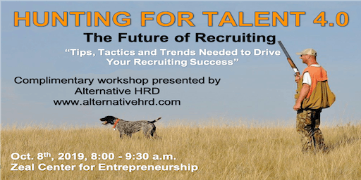 Hunting For Talent 4.0-The Future of Recruiting!