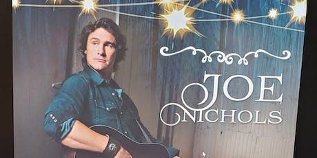 Joe Nichols tickets
