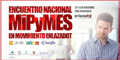 Expo MiPYMES en Movimiento ENLAZADOT 2019