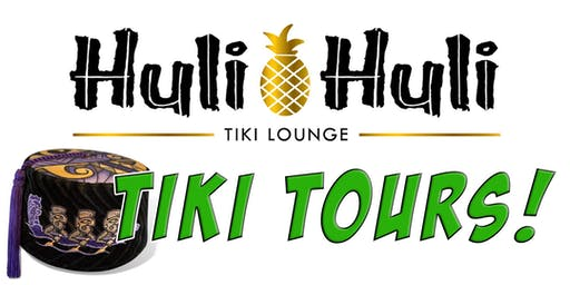 Tiki Tour—August-Late Seating