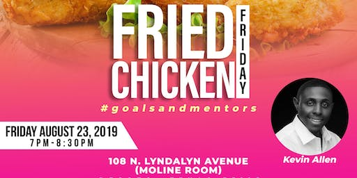 The Jubilee Church Young Adults'  Fried Chicken Friday