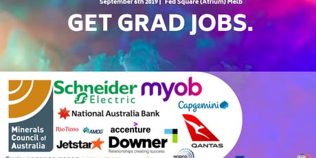 Marketing, Business and  Commerce Grad Jobs Expo tickets