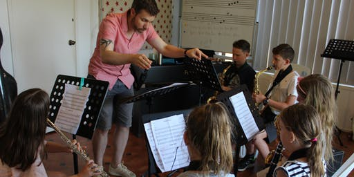 Woodwind Orchestra! in October For age 8-12s
