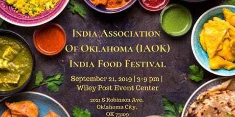 India Food Festival tickets