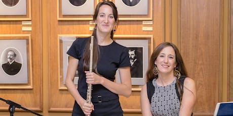 Ciclo de Mujeres Compositoras- Del barroco al Romanticismo entradas