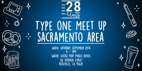 28 Units Type One Meet Up Sacramento Area tickets