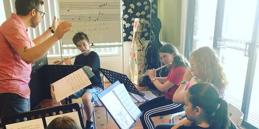 Teens & Tweens Woodwind Ensemble for Age 12-16 at The Fleurys Music School