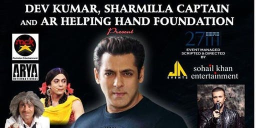 Official Salman Khan Meet and Greet with Photo Option and 3 more star meet