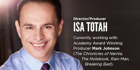 FREE ACTING CLASS WITH DIRECTOR ISA TOTAH tickets