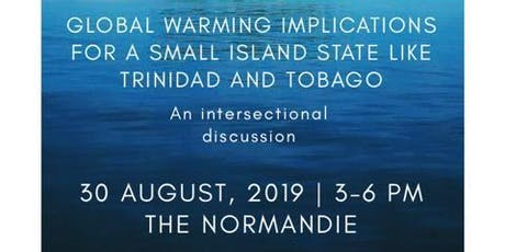 Climate Change and Small Islands tickets