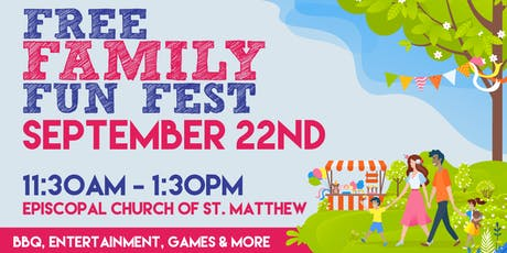 Family Fun Fest tickets