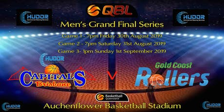 2019 QBL Grand Final Series  Game 2- Brisbane Capitals v Gold Coast Rollers tickets
