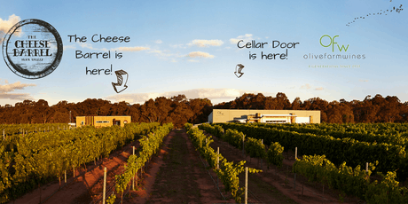 Copy of Tour & Taste - Winery Tour and Tastings - Olive Farm Wines tickets
