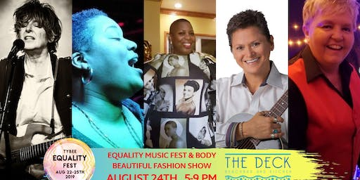 Equality Music Festival & Body Beautiful Fashion Show