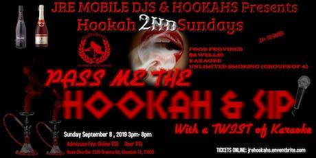 Hookah 2nd Sundays tickets
