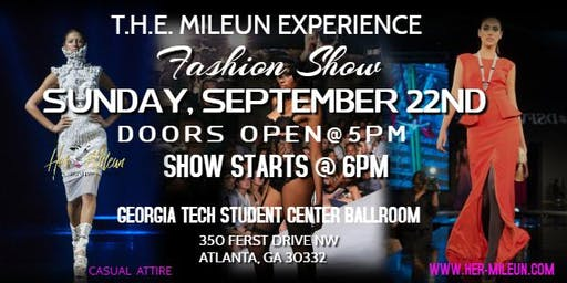 Atlanta, GA Fashion Show Events   Eventbrite