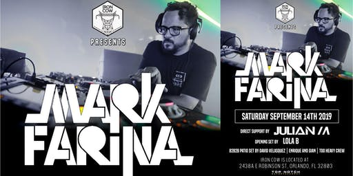 Iron Cow presents: Mark Farina