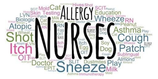 Northern California Allergy Nurses September Meeting : Drug Allergy