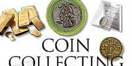 BSA Coin Collecting Merit Badge Workshop tickets