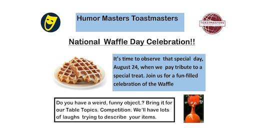 Humor Masters Toastmasters Meeting