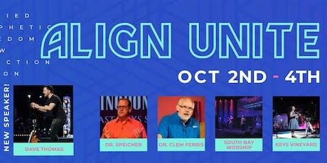 Align Unite Conference 2019 tickets