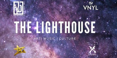 The Lighthouse: Curated Open Mic + Light Show tickets