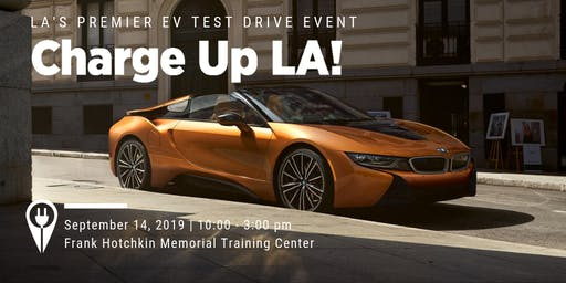 Charge Up LA! an Electric Vehicle event